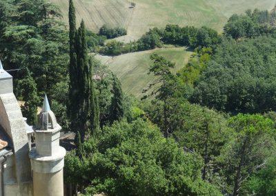 Panorama a Riola di Vergato